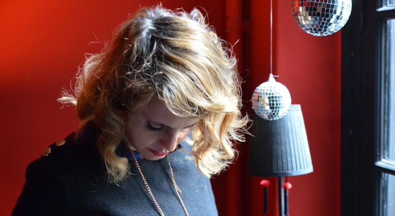 ANNA CALVI - Interview - Paris, jeudi 29 août 2013