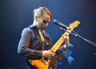 ANNA CALVI - La Gaîté Lyrique - Paris, jeudi 26 septembre 2013