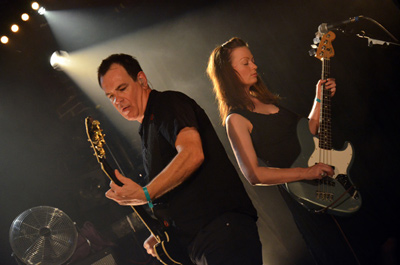 THE WEDDING PRESENT -  La Maroquinerie - Paris, samedi 12 octobre 2013
