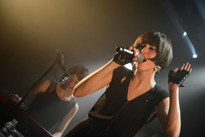 THE JEZABELS -  La Maroquinerie, Paris, mardi 11 mars 2014