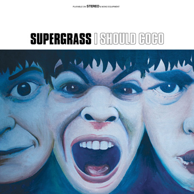SUPERGRASS – I Should Coco (1995)