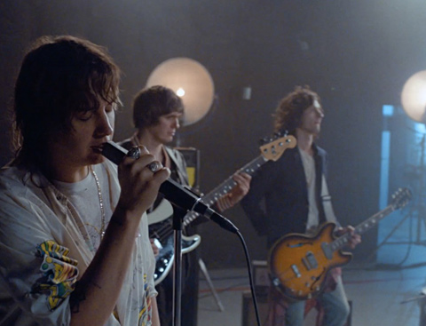 "THE STROKES - ""Threat of Joy"""