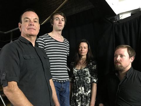 "THE WEDDING PRESENT - ""Going, Going…"" - Nouvel album le 2 septembre"
