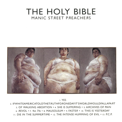 MANIC STREET PREACHERS – The Holy Bible (1994)