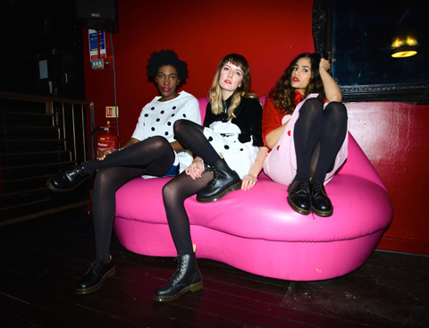 "THE TUTS - ""Let Go of the Past"" - 1er album en septembre"