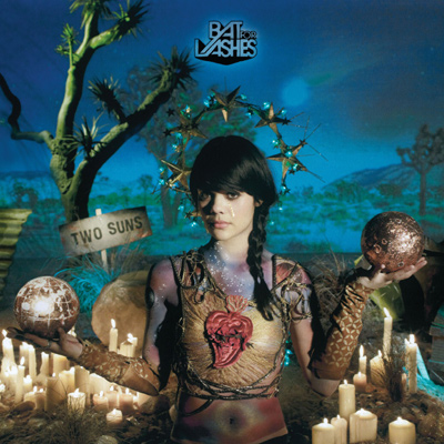 BAT FOR LASHES - Two Suns (2009)