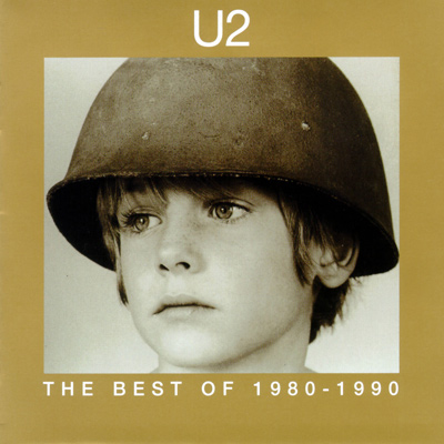 U2 – The Best Of 1980 – 1990 (Edition Limitée – 1998)