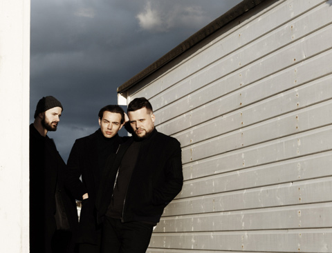 "WHITE LIES - ""Friends"" - Nouvel album le 7 octobre"