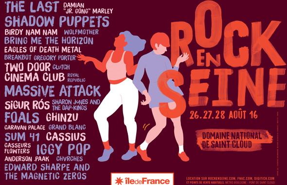 [Live report] Rock en Seine 2016 – Jours 2&3