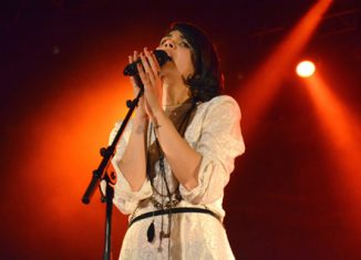 BAT FOR LASHES - Le Trianon - Paris, dimanche 25 novembre 2012