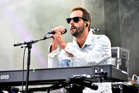 GHINZU - Festival Rock en Seine - Domaine National de Saint Cloud - dimanche 28 août 2016