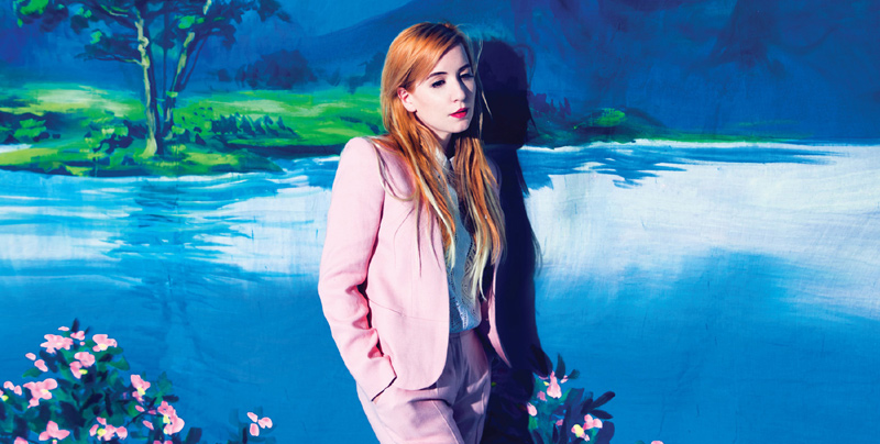 AUSTRA - Interview - Paris - mercredi 12 juin 2013