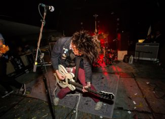 "BEACH SLANG - ""Atomic Bomb"""
