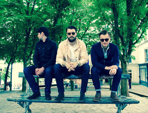 "COURTEENERS - ""No One Will Ever Replace Us"" - Nouveau single"