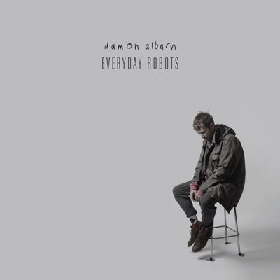 DAMON ALBARN - Everyday Robots (2014)