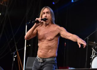 IGGY POP - Festival Rock en Seine - Domaine National de Saint Cloud - 28 août 2016