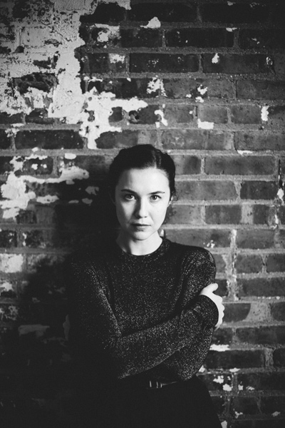 LISA HANNIGAN - Interview - Paris, lundi 12 septembre 2016