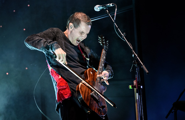 SIGUR ROS – Festival Rock en Seine – Domaine National de Saint Cloud – 27 août 2016