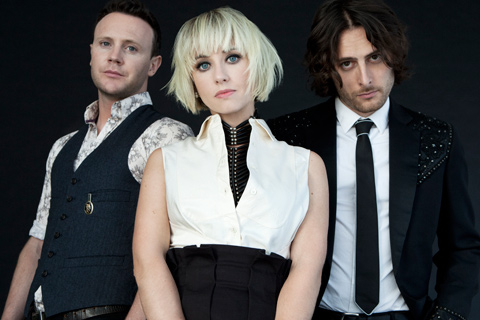 THE JOY FORMIDABLE - Interview - Paris, mardi 12 février 2013