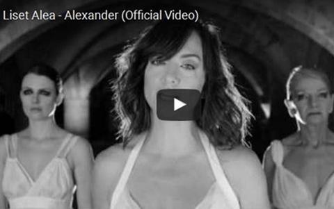 """LISET ALEA - """"Alexander"""""""