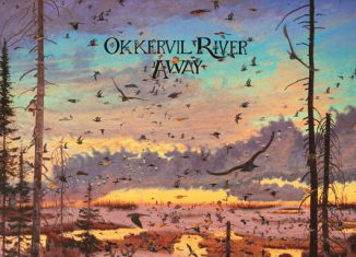 OKKERVIL RIVER - Away (2016)