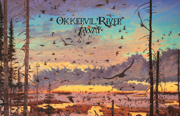 OKKERVIL RIVER – Away (2016)