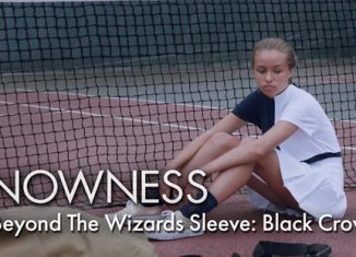 """BEYOND THE WIZZARDS SLEEVE - """"Black Crow"""""""