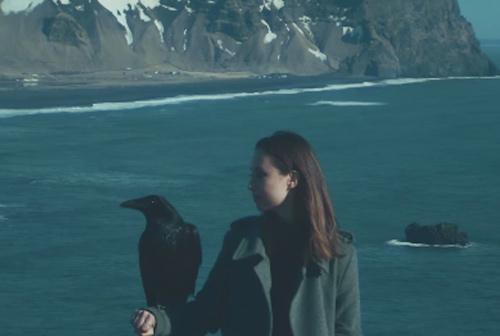 """SASHA SIEM dévoile la vidéo de """"Crow"""" - Nouvel album le 28 octobre"""