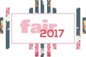 La sélection FAIR 2017 est dévoilée !