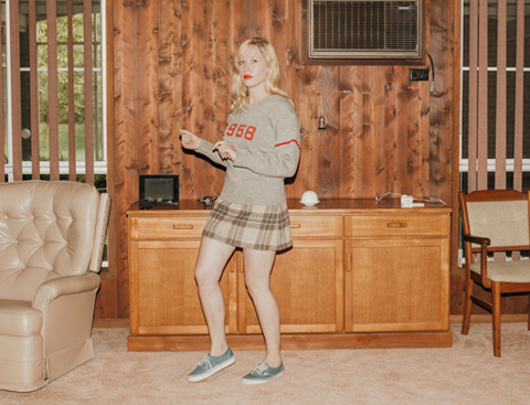 "JULIA JACKLIN - ""Don't Let The Kids Win"" - En concert le 2 novembre au Pop Up du Label"
