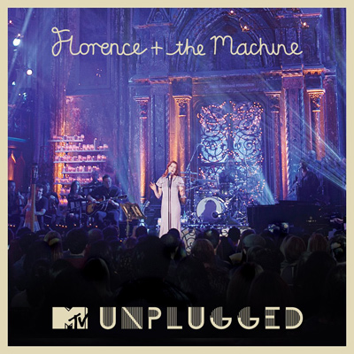 FLORENCE + THE MACHINE - MTV Unplugged (CD + DVD - 2012)