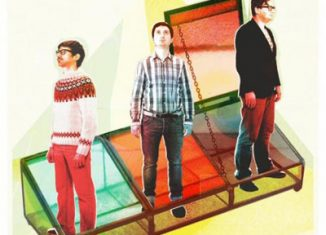 YOUNG KNIVES - Ornaments From The Silver Arcade (2011)