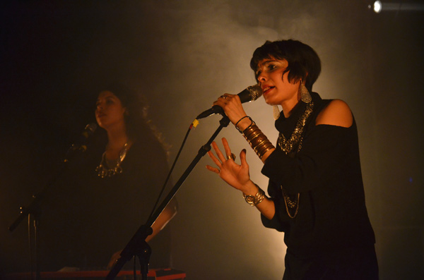 [Live Report] SCHOOL OF SEVEN BELLS – Le Point Ephémère – Paris, lundi 12 mars 2012