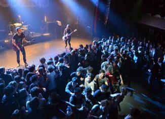 THE SUBWAYS - L'Alhambra - Paris, jeudi 16 février 2012