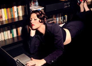 AMANDA PALMER - Interview - Paris, vendredi 19 octobre 2012