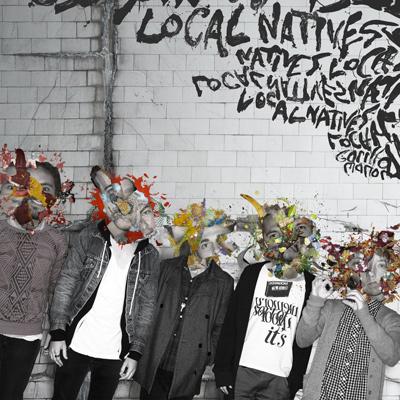 LOCAL NATIVES - Gorilla Manor (2010)