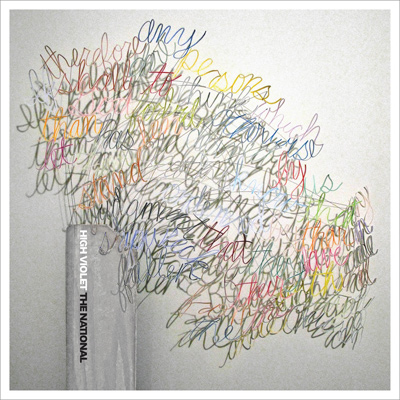 THE NATIONAL – High Violet (2010)