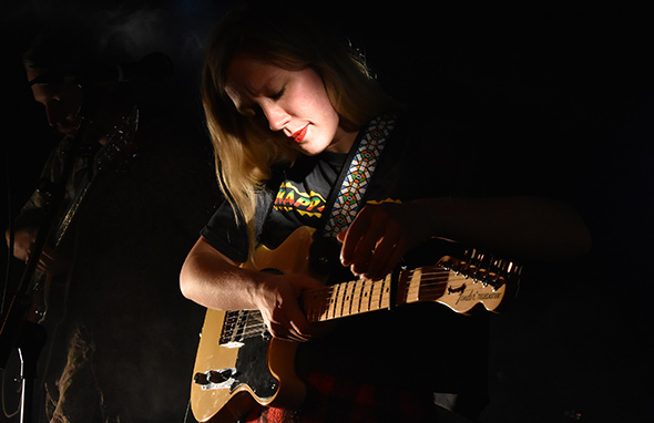 JULIA JACKLIN - Le Pop Up du Label - Paris, mercredi 2 novembre 2016