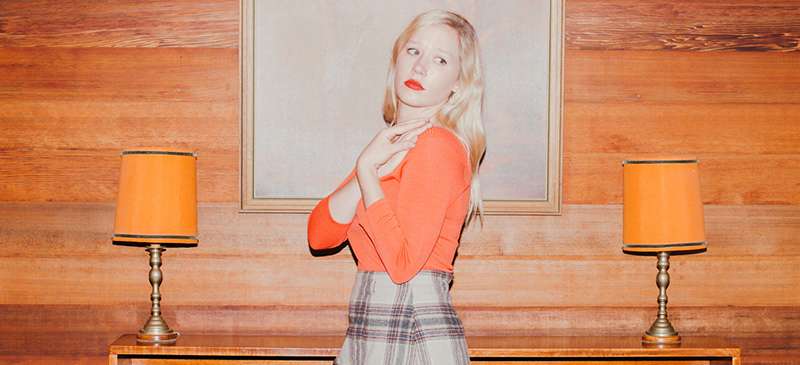JULIA JACKLIN - Interview - Paris, mercredi 2 novembre 2016