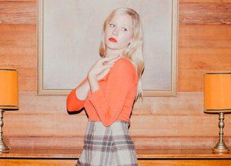 JULIA JACKLIN - Interview - Paris, mercredi 2 novembre 2016