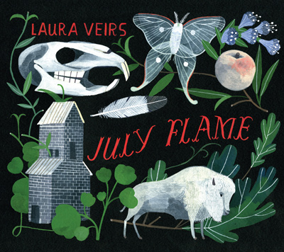 LAURA VEIRS - July Flame (2010)