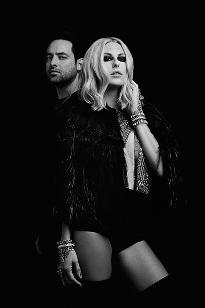 PHANTOGRAM - Interview - Paris, mardi 8 novembre 2016