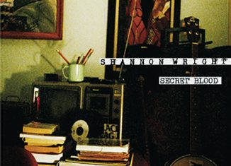 SHANNON WRIGHT - Secret Blood (2010)