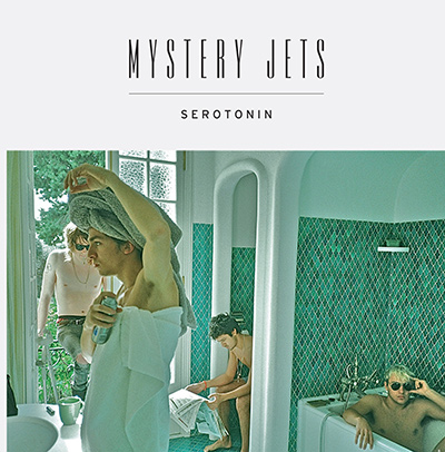 MYSTERY JETS - Serotonin (2010)