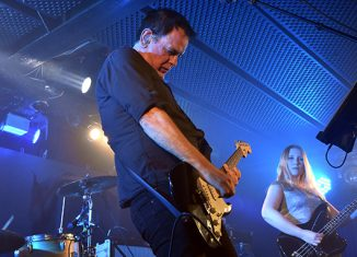 THE WEDDING PRESENT - Le Batofar - Paris, samedi 5 novembre 2016