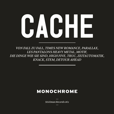 MONOCHROME – Caché (2008)