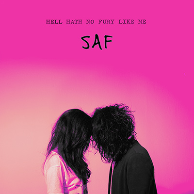 SAF - Hell Hath No Fury Like Me (2015)