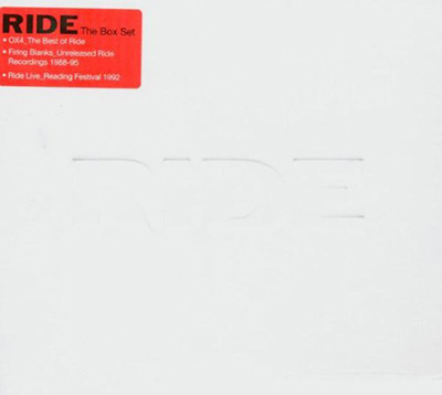 RIDE - OX4 - The Best Of Ride (Box Set - 2001)