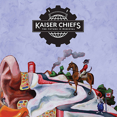 KAISER CHIEFS - The Future Is Medieval (2011)