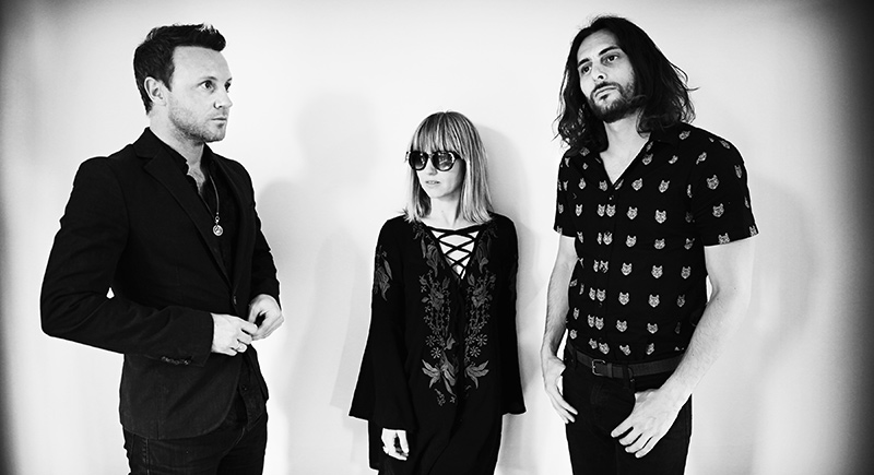 THE JOY FORMIDABLE - Interview - Paris, mardi 29 novembre 2016